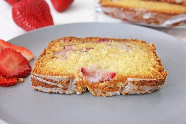 Super Simple Strawberry Quick Bread Recipe