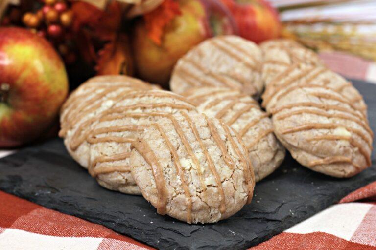 Spiced Apple Pie Cookies Recipe