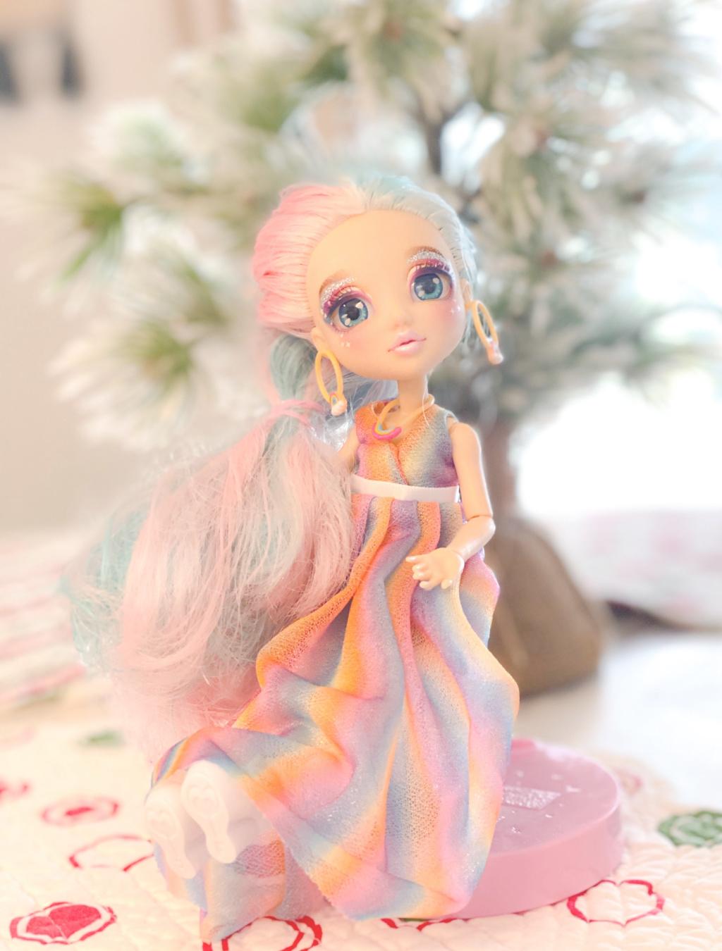 pink and blue 2dreami failfix doll